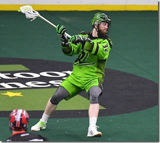 Marty Dinsdale (photo credit: NLL)