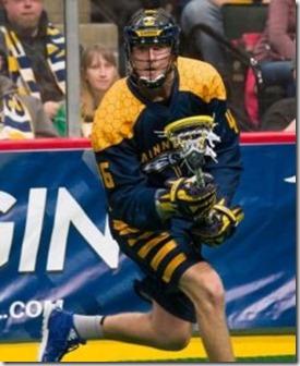 KYLE muh-TEASE (Photo: HamiltonLacrosse.com)